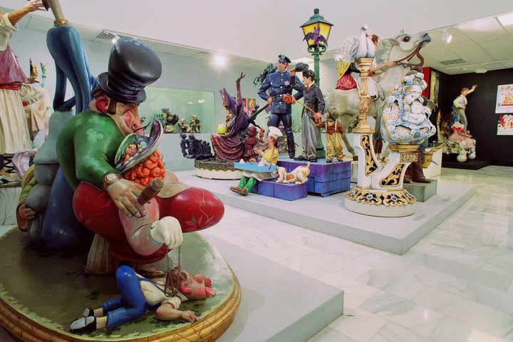MUSEO DE HOGUERAS DE ALICANTE