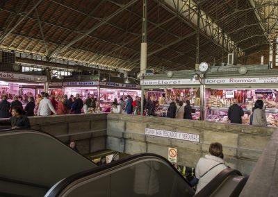 Mercado Central-Central Market, Alicante
