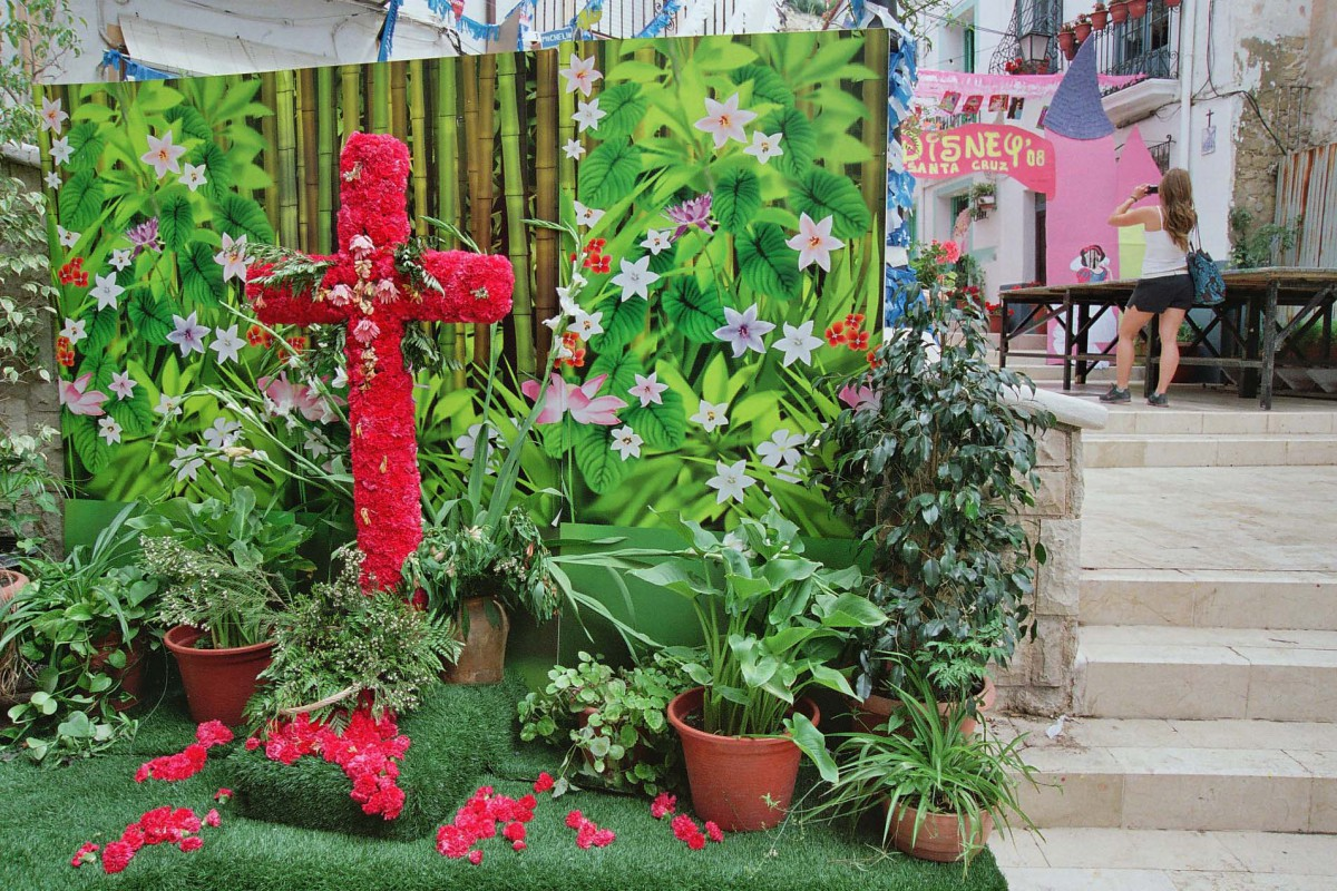 Festa de les Creus de Maig 2013, Alacant