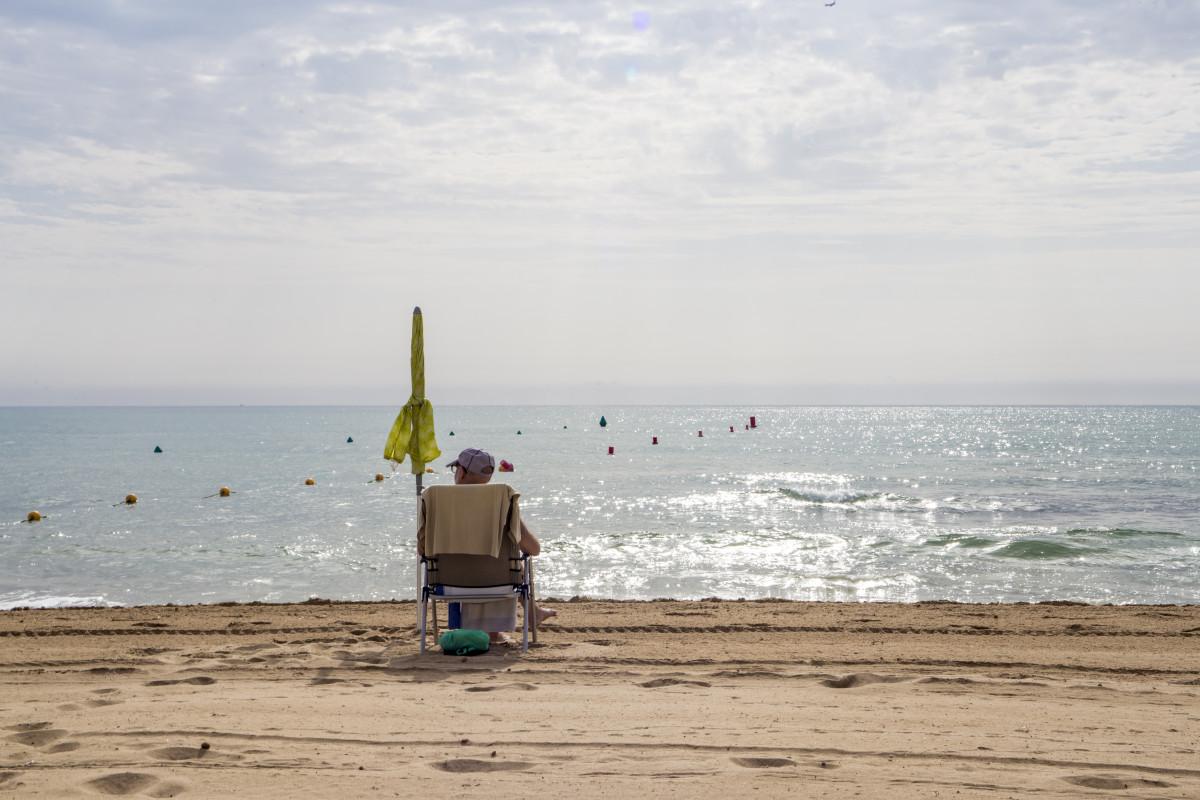Playa Saladar Urbanova