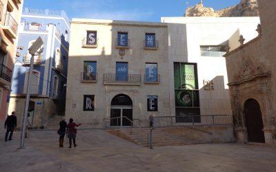 Museu d'art contemporani d' Alacant- MACA
