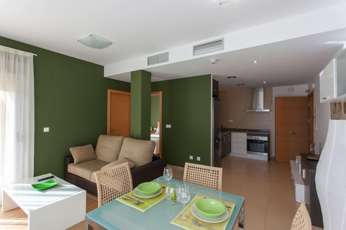 Apartamentos El Plantio