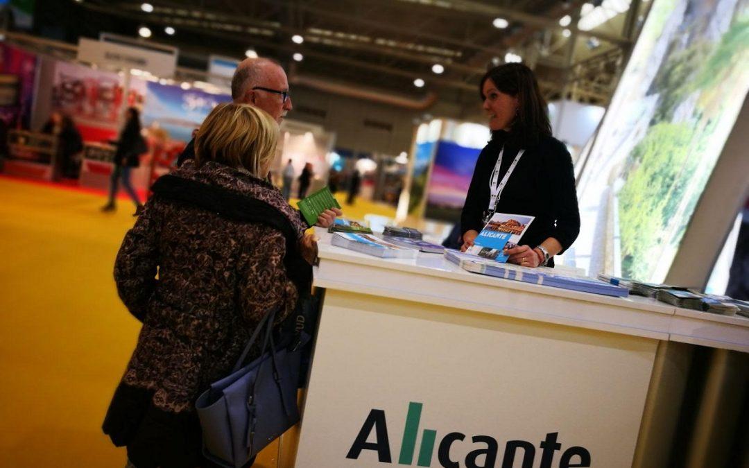 El Patronato Municipal de Turismo de Alicante acude a la Feria INTUR de Valladolid para conocer y exponer la oferta turística nacional e internacional y atraer a nuevo público a la ciudad