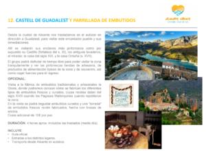 RUTA GUADALEST CON PARRILLADA DE EMBUTIDOS. Alacant Circuit @ Guadalest | Guadalest | Comunidad Valenciana | España